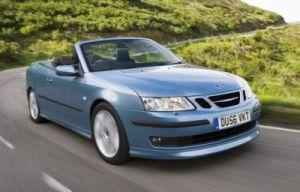 9-3 Saab Convertible